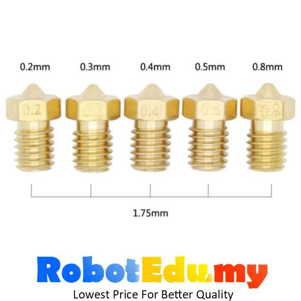 Learn These 3d Printer Nozzle Thread Size {Swypeout}